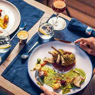 TUI BLUE for two Abendessen von bester Qualität
