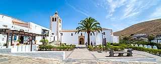 City centre Betancuria Fuerteventura excursion TUI BLUE