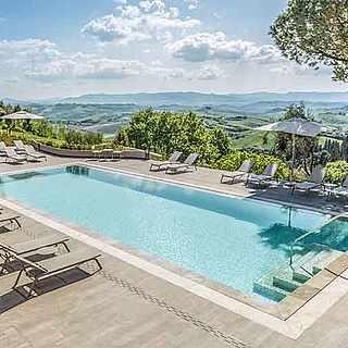 Il Castelfalfi - Sommerurlaub inmitten der malerischen landschaft der Toskana!
