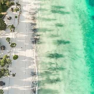 Traumstrand vom TUI BLUE Bahari Zanzibar