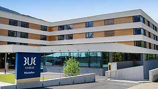 The new TUI BLUE Montafon outside view