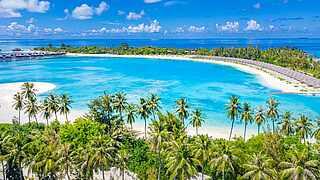 Location TUI BLUE Olhuveli