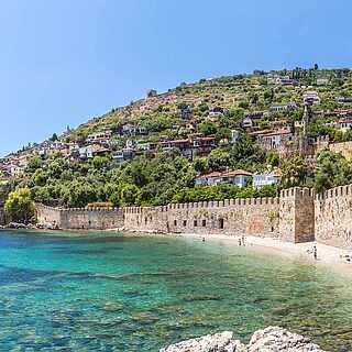 Festung von Alanya